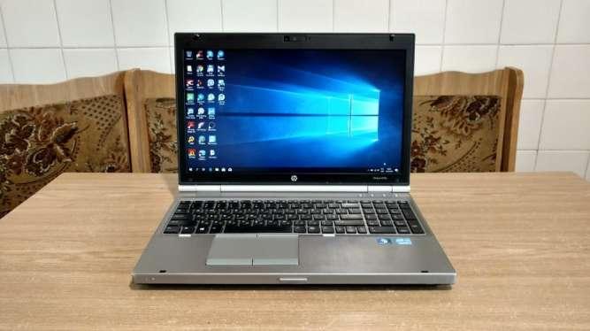 HP Elitebook 8570p, 15,6'' HD+, i7-3740QM, 16GB, 500GB SSHD, ATI Radeo