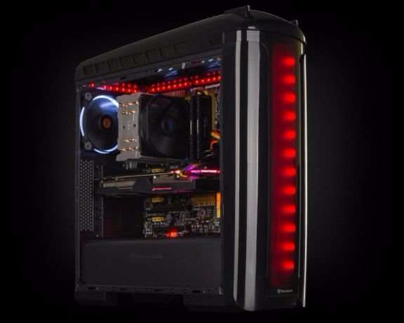 Мощный игровой ПК i7 4790k/16GB ОЗУ/480GB SSD/2TB HDD/GTX 1070 8GB
