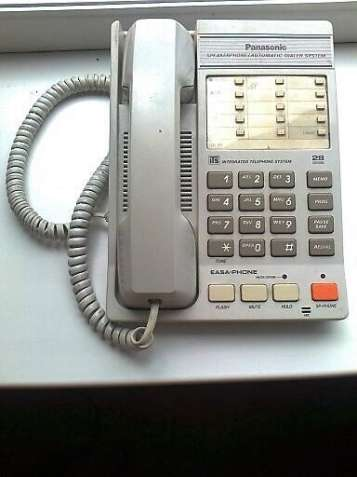 офис-телефон Panasoniс KX-T2355 (2-х линейный)