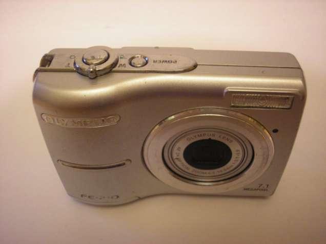 Фотоаппарат Olympus FE-210 на запчасти