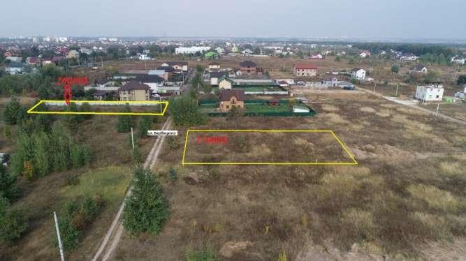Тарасовка село Новое продажа участков 13 соток за 17000у.е