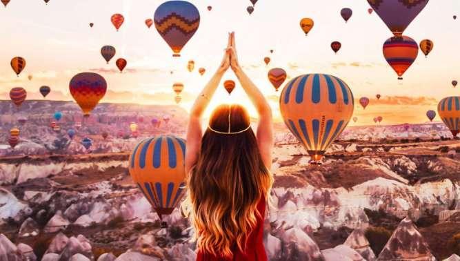 Экскурсионный авиа тур - Сказочная Каппадокия