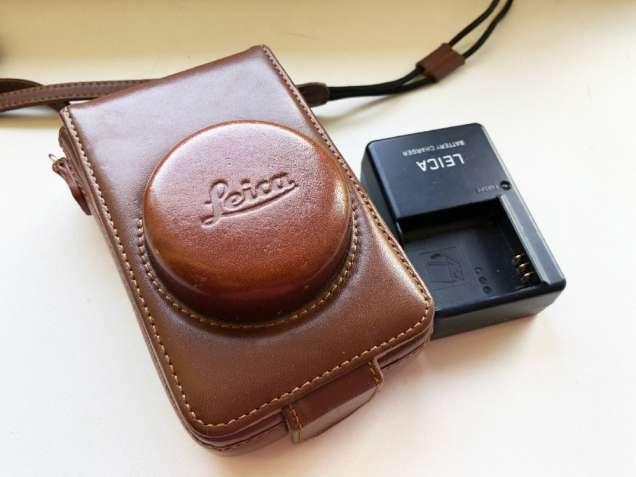Фотоаппарат Leica D-Lux 4 (лейка делакс) + фирменный чехол