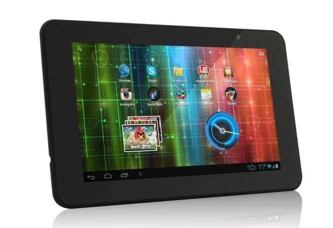Планшет Prestigio MultiPad 7.0 HD+ (PMP3870C_DUO) Black