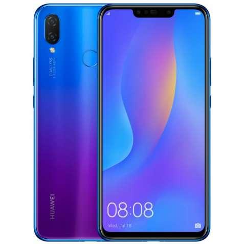 Смартфон HUAWEI P smart+ 4/64GB Iris purple (51092TFD)
