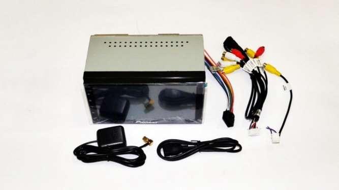 2din магнитола Pioneer 4S GPS, 4Ядра, 16Gb ROM, 1Gb RAM, Adnroid