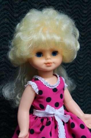 Кукла- лялька-куколка. Машенька - Киев 50 см. - зображення 4