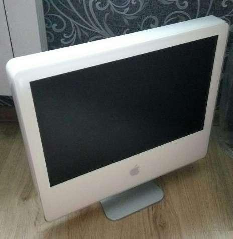 Apple iMac g5 20 дюймов полностью рабочий