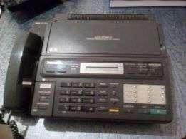 телефон-факс Panasonik KX-F 130