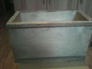 Посылочный ящик из фанеры