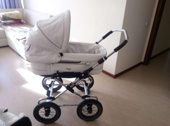детская коляска 3в1 Emmaljunga Швеции