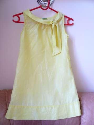 Платье Benetton б/у