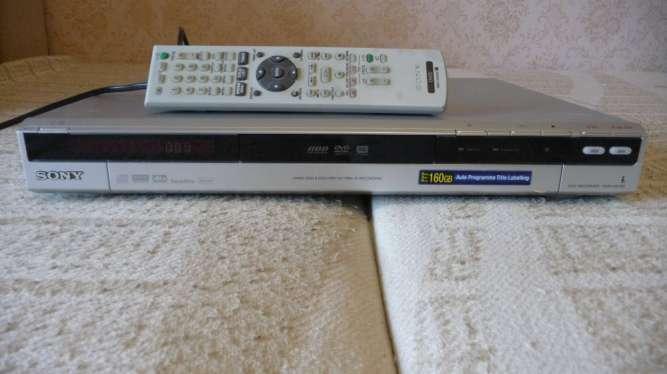 Продам DVD рекордер с жестким диском Sony RDR-HX720