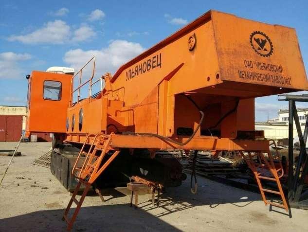 Продаем гусеничный кран МКГС-125.01, 125 тоннн, 2014 г.в.