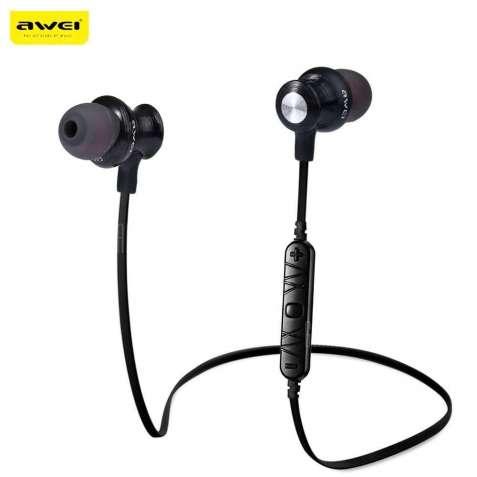 Беспроводные наушники с микрофоном Awei A980BL
