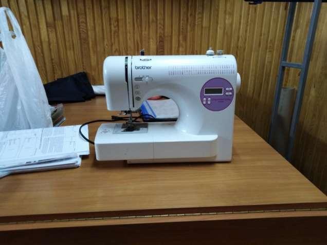 Швейна машина Brother CP 6500