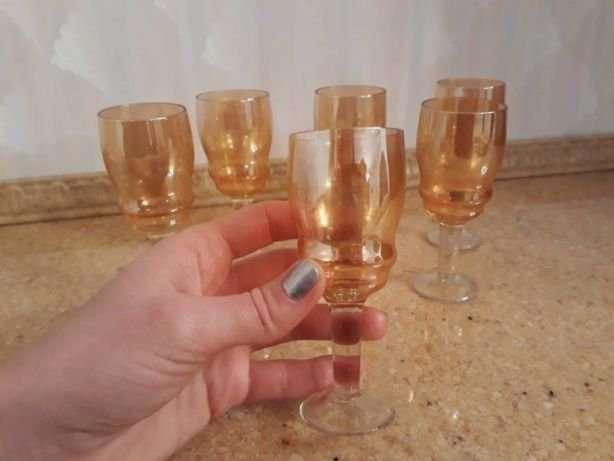 Рюмки стаканчики бокалы сервиз