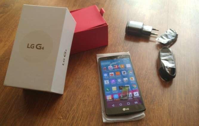 LG G4 Dual Sim 3GB 32GB 16Mpx NFC Новый Оригинал