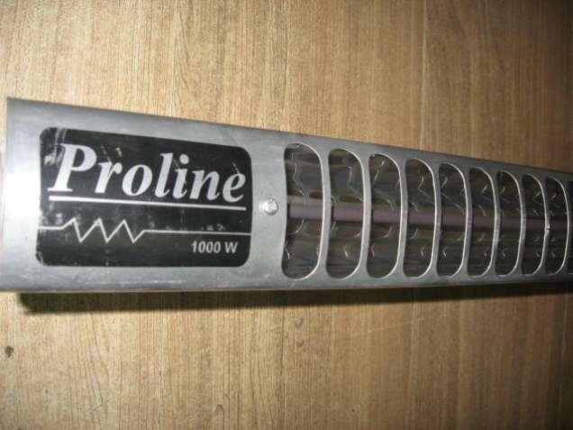 Продам инфракрасный электрообогреватель Proline 1 кВт б/у