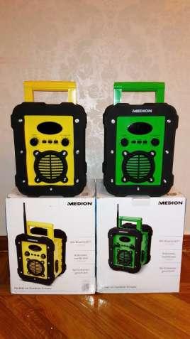 Компактное радио с Bluetooth MEDION® LIFE E66262 MD 84517, Германия
