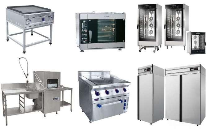 Ремонт холодильного оборудования, пароконвектоматов, плит, ПММ и т.д.