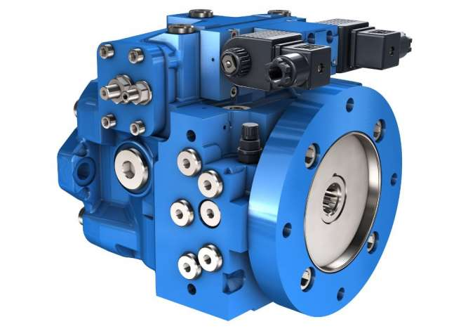 Ремонт гидронасоса Poclain Hydraulics PM30-25 - зображення 3