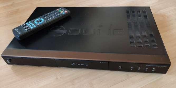 Медиаплеер Dune HD Base3