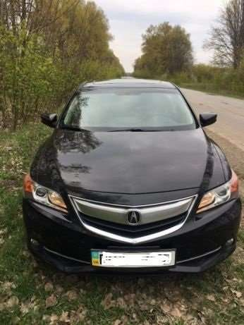 Автомобиль Acura ILX Hybrid 2013