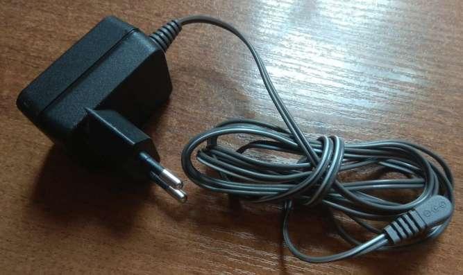 Блок живлення адаптер постійного струму Panasonic DC 5V 500mA
