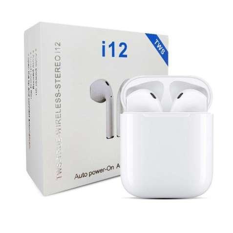 Новинка! Беспроводные Bluetooth наушники - i12s