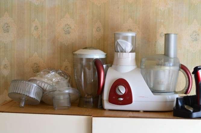 Кухонный комбайн FIRST шинковка, блендер, соковижималка