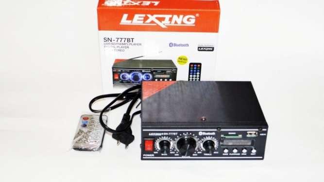 Усилитель Lexing  SN-777BT с Блютузом 300W+300W 2х канальный
