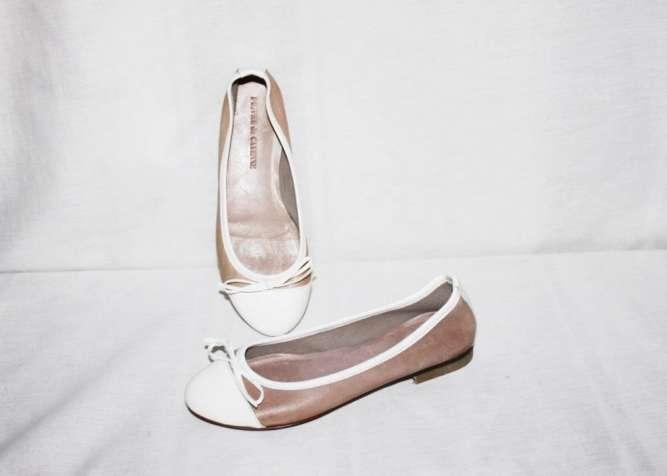 ca68bf36675fd4 300грн. Ідеальний стан. Комфортные хорошенькие туфли балетки лодочки кожа!  Poivre de Cayenne