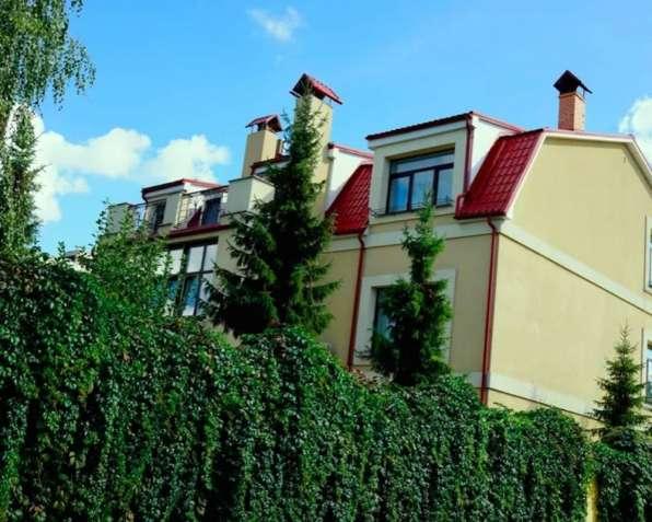 Дом 523м2 с бассейном, Новобеличи, метро Академгородок