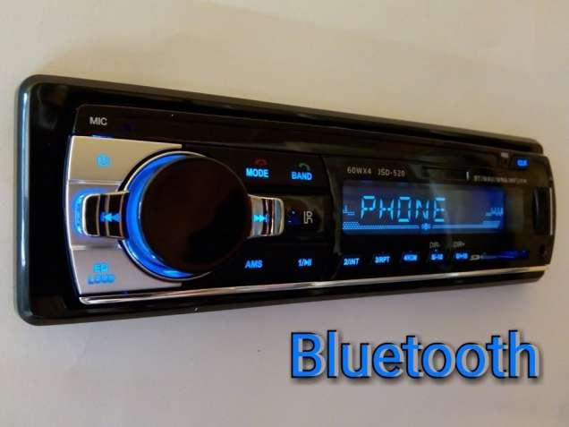 Автомагнитола Pioneer с функцией Bluetooth/под флешку/SD