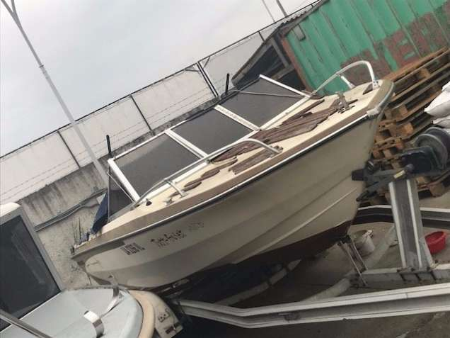 Катер лодка GLASTRON V184