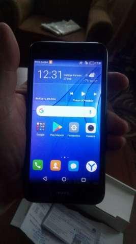 Huawei Y3 + защитное стекло + чехол