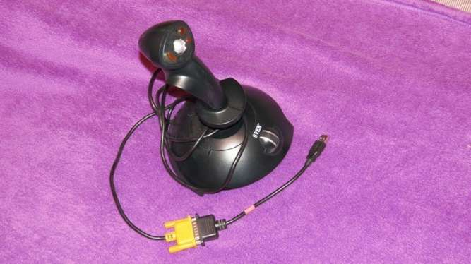 Джойстик 3D Twistick (QF-805IU)