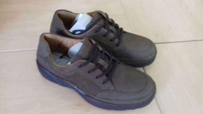 Туфли мужские нубук 40 размер Dr. Comfort