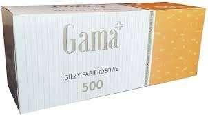 Сигаретные гильзы GAMA-500шт.