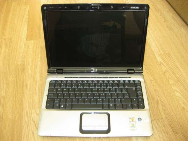 Ноутбук HP Pavilion dv2500 из германии нерабочий