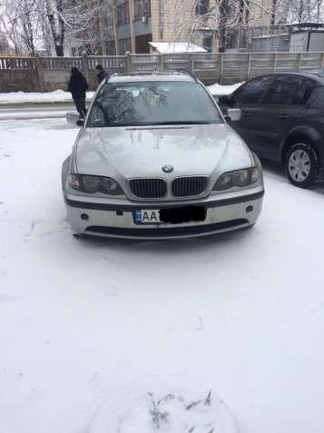 Продам свою, растаможенную BMW 320cd E46