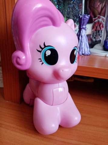 Pony - Моя первая пони - Пинки Пай, Playskool My Little Pony