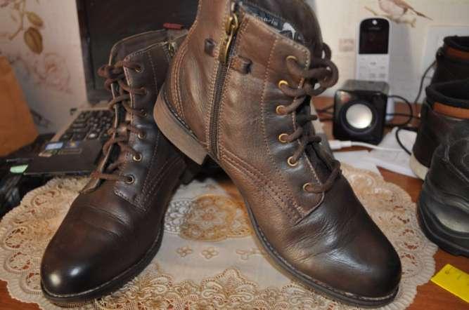 Tamaris шикарные ботинки зима германия оригинал