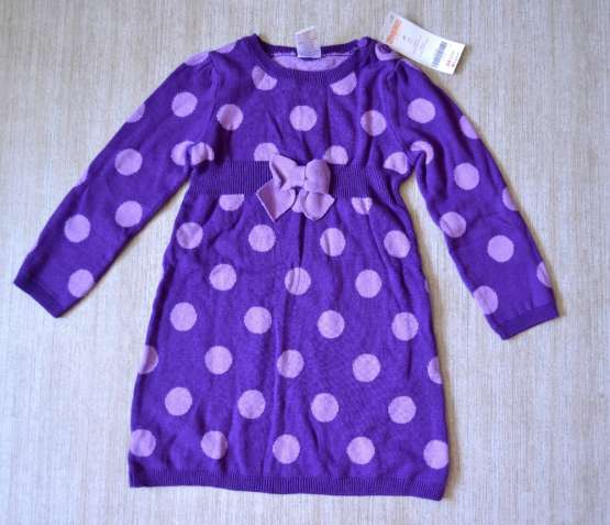 Платье Gymboree Sweater Dress р. 2Т