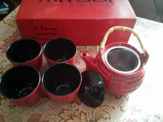 Чайный набор на 4х