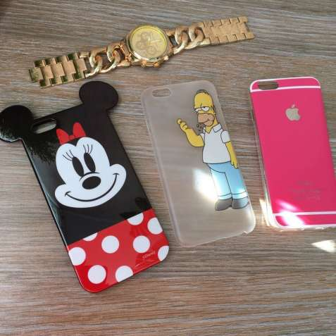 Чехлы на iPhone 6/6s чохли для айфон 6 6с case чехол силикон пластик