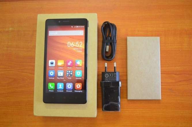 Смартфон Xiaomi Redmi Note 2 2/16GB + чехол + пленка  оригинальний - изображение 6