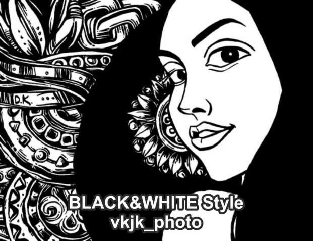 Картины Графика, BLACK&WHITE Style!!! Печать ПОД ЗАКАЗ!