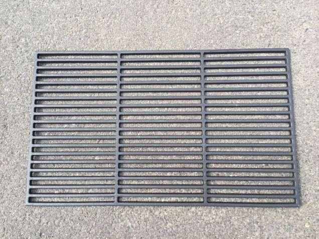 Чугунная решетка гриль 67 см х 40 см и другие размеры